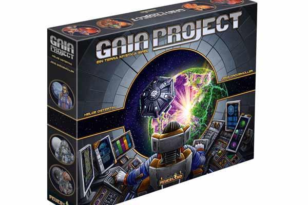 Gaia Project - Foto von Feuerland Spiele