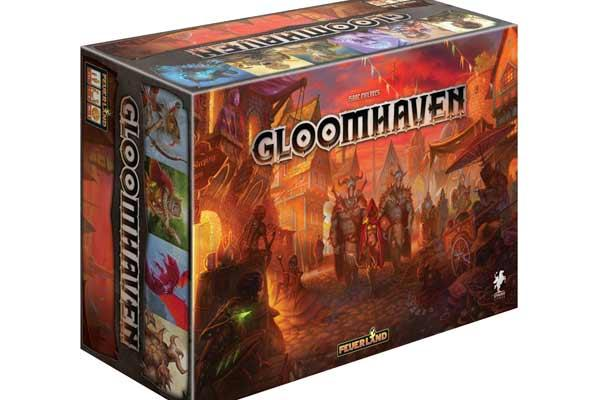 Brettspiel Gloomhaven - Foto von Feuerland Spiele