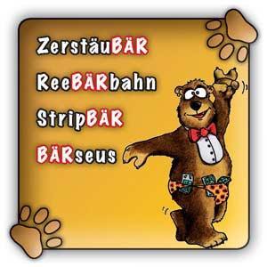 Der Heidelbär - Beispielkarte von Heidelberger Spieleverlag