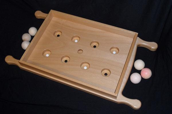 Geschicklichkeitsspiel Husarengolf - Foto von franjos