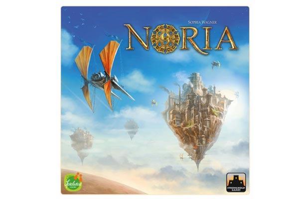 Brettspiel Noria - Foto von Edition Spielwiese