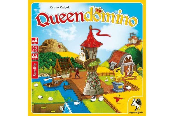 Queendomino - Foto von Pegasus Spiele