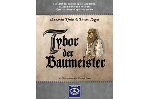 Tybor der Baumeister - Foto vom Österreichischen Spielemuseum