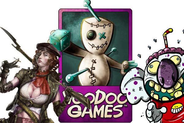 Voodoo Games - Bildbestandteile von Voodoo Games