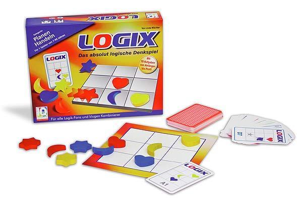 Logix von IQ Spiele