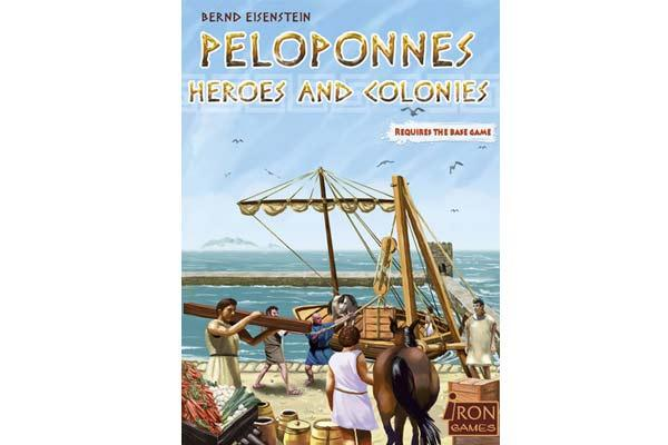 Peloponnes: Heroes and Colonies - Foto von Irongames