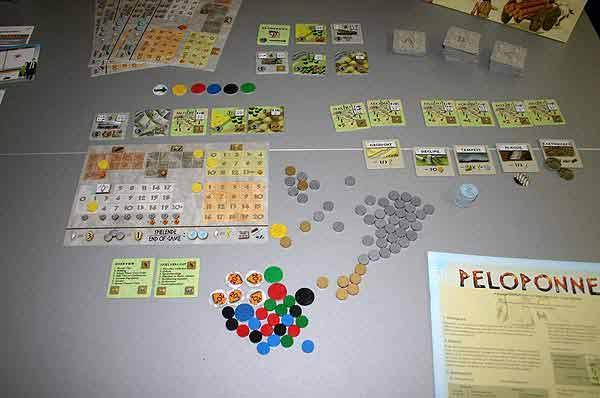 Peloponnes von Reich der Spiele