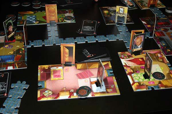Das Haus Anubis Spiel