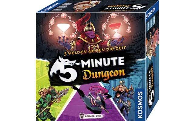 5-Minute Dungeon - Foto von Kosmos