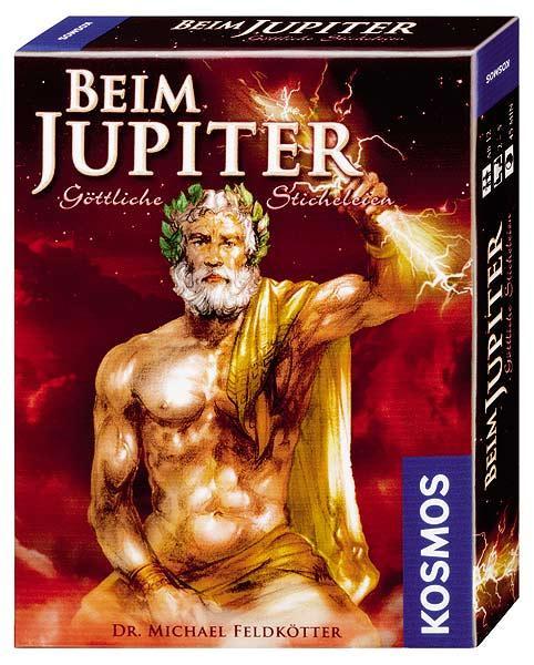 Beim Jupiter von Kosmos