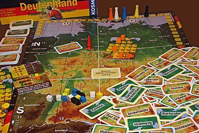 Deutschland - Finden Sie Minden? von Anita Borchers