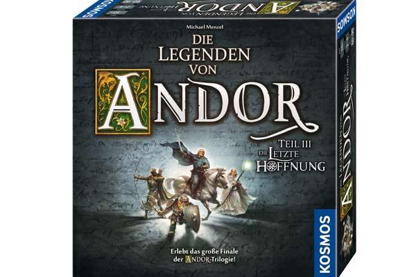 Die Legenden von Andor: Teil III - Die letzte Hoffnung - Foto von Kosmos