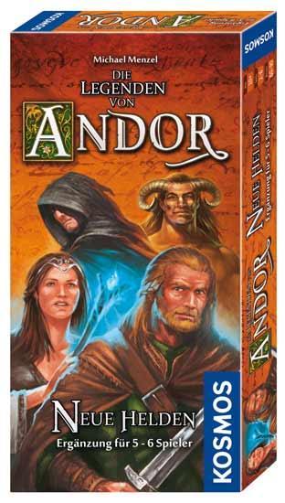 Die Legenden von Andor: Neue Helden - Foto Kosmos