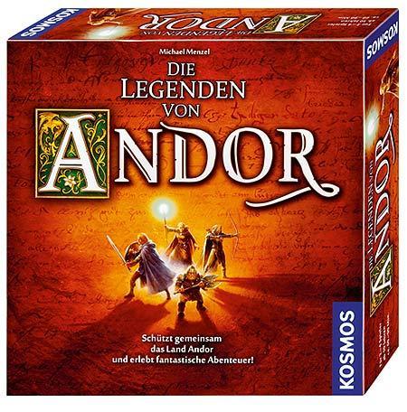 Die Legenden von Andor von Kosmos