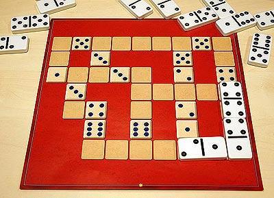 Domino Knobelspaß von Reich der Spiele