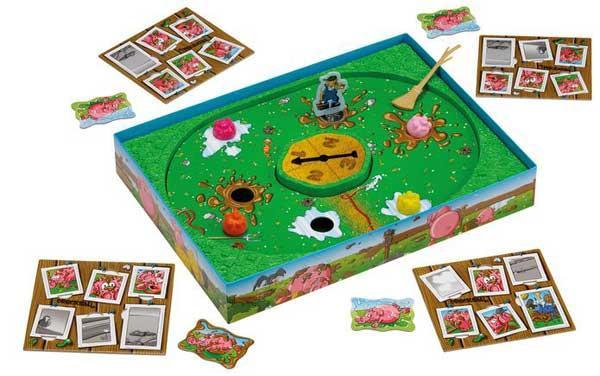 Kinderspiel Drecksause - Foto von Kosmos