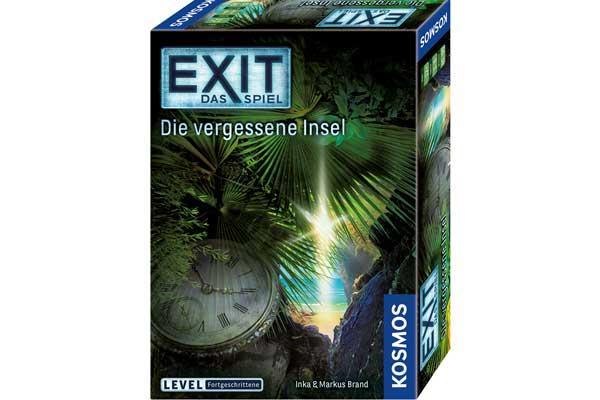 Exit: Die vergessene Insel - Foto von Kosmos