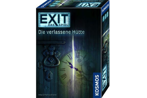 Exit - Das Spiel: Die verlassene Hütte - Foto: Kosmos
