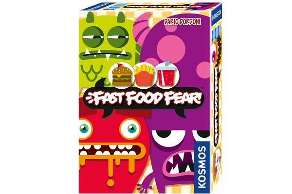 Fast Food Fear - Foto von Kosmos