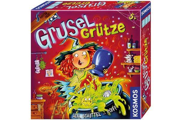 Kinderspiel Gruselgrütze - Foto von Kosmos