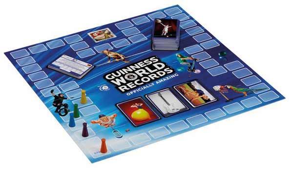 Guinness World Records - Quizspiel - Foto von Kosmos