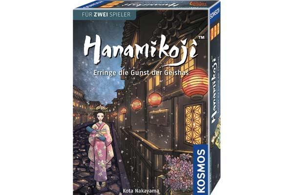Hanamikoji - Foto von Kosmos