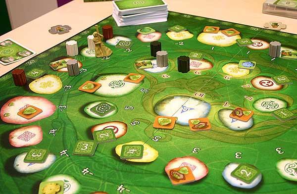 Keltis - Das Orakel von Reich der Spiele