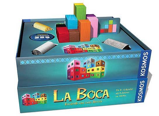 La Boca von Kosmos