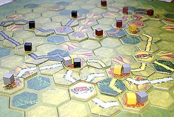 La Strada - Foto Reich der Spiele