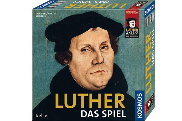 Luther - Das Spiel - Foto von Kosmos