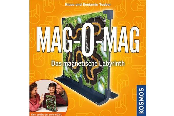 Gesellschaftsspiel Mag-o-Mag - Foto von Kosmos