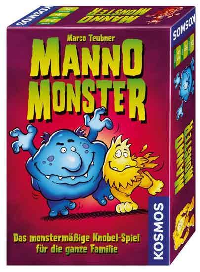 Kinderspiel Manno Monster - Foto von Kosmos