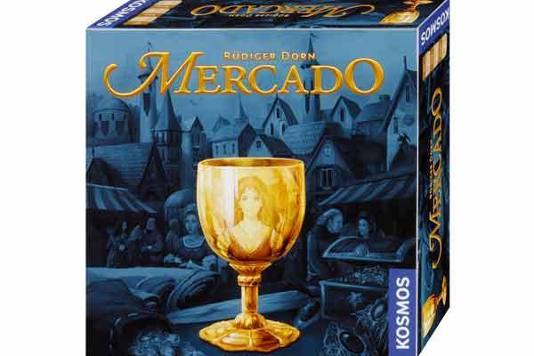 Gesellschaftsspiel Mercado - Foto von Kosmos