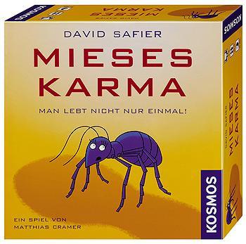 Mieses Karma von Kosmos
