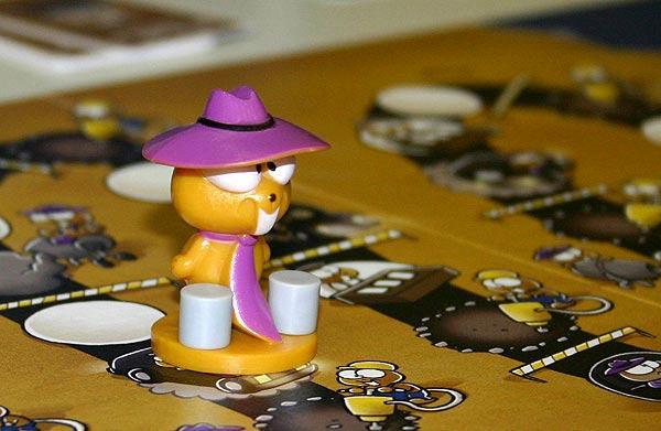 Nicht lustig: Lemming-Mafia von Reich der Spiele