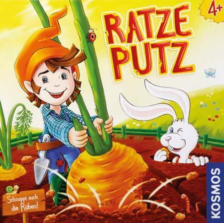 Kinderspiel Ratzeputz - Foto von Kosmos