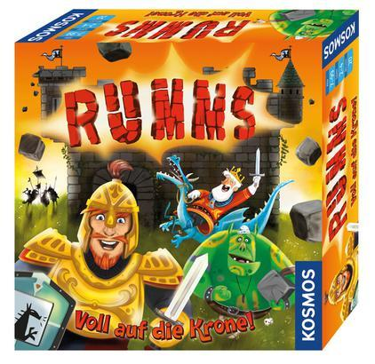 Rumms - Foto von Kosmos
