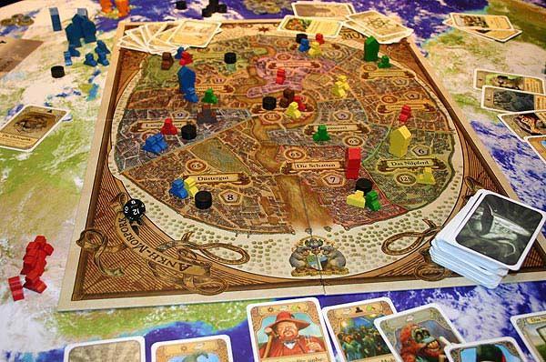 Scheibenwelt von Reich der Spiele