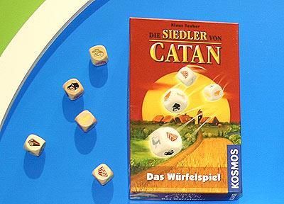 Die Siedler von Catan - Das Würfelspiel von Reich der Spiele