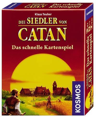 Die Siedler von Catan - Das schnelle Kartenspiel von Kosmos