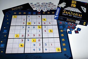 Sudoku - Duell der Meister von Anita Borchers