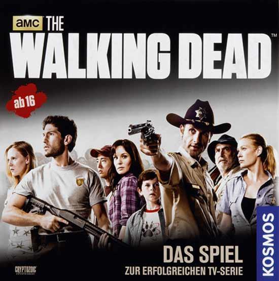 The Walking Dead - Das Spiel - Foto von Kosmos