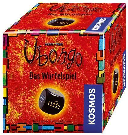 Ubongo - Das Würfelspiel von Kosmos