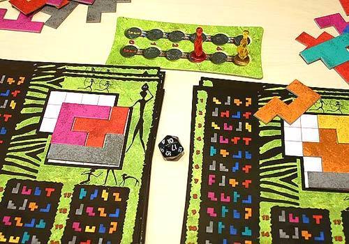 Ubongo - das Duell von Reich der Spiele