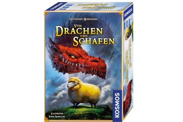 Von Drachen und Schafen - Spieleschachtel - Foto von Kosmos