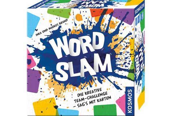 Word Slam - Foto von Kosmos