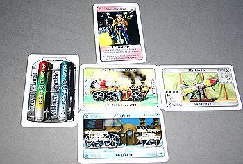 In 80 Karten um die Welt von Reich der Spiele