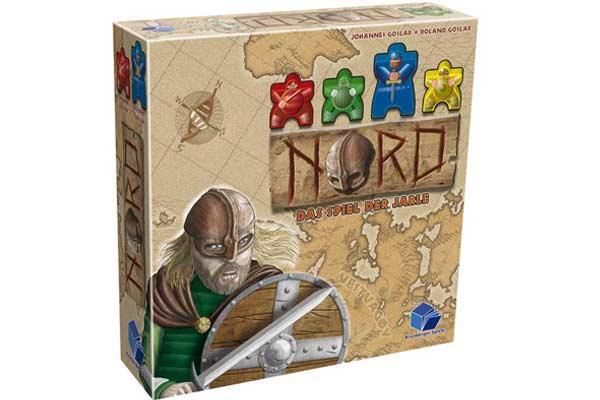 Gesellschaftsspiel Nord - Foto von Kronberger Spiele
