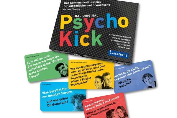 Psycho Kick - Foto von Lambertus Verlag