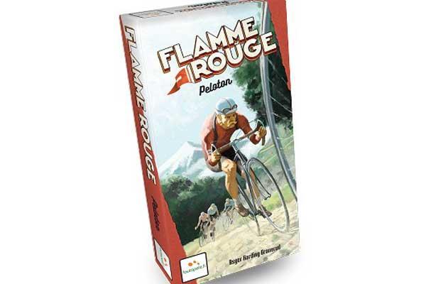 Flamme Rouge: Peloton - Foto von Lautapelit